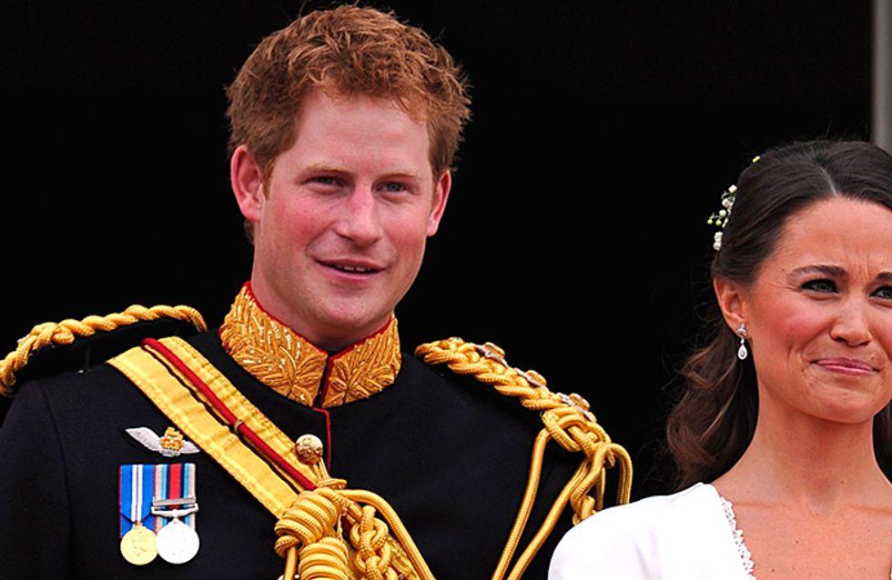 Os prós e os contras de um romance entre Pippa Middleton e o Príncipe Harry