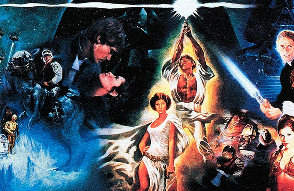 Teste: quem é você na trilogia original de Star Wars?