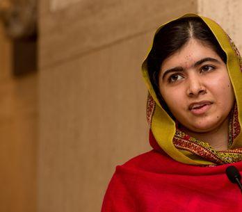 La mujer de la semana: Malala Yousafzai y sus elegantes declaraciones contra Don