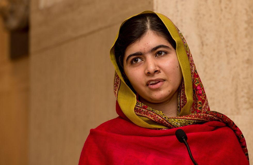 La mujer de la semana: Malala Yousafzai y sus elegantes declaraciones contra Donald Trump