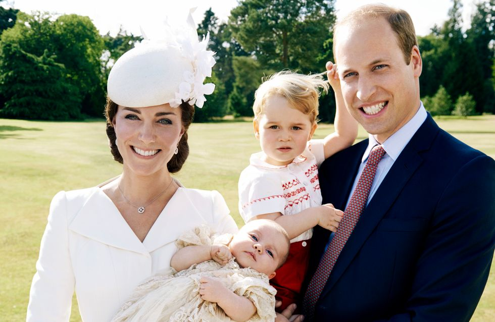 Kate Middleton, le prince William et leurs enfants réunis sur une nouvelle photo de famille
