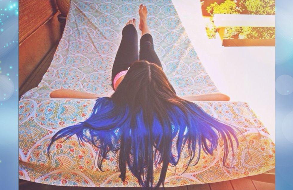 4 passos simples para manter o cabelo de sereia intacto