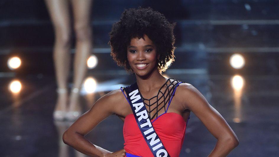 Miss Martinique élue première dauphine de Miss France 2016