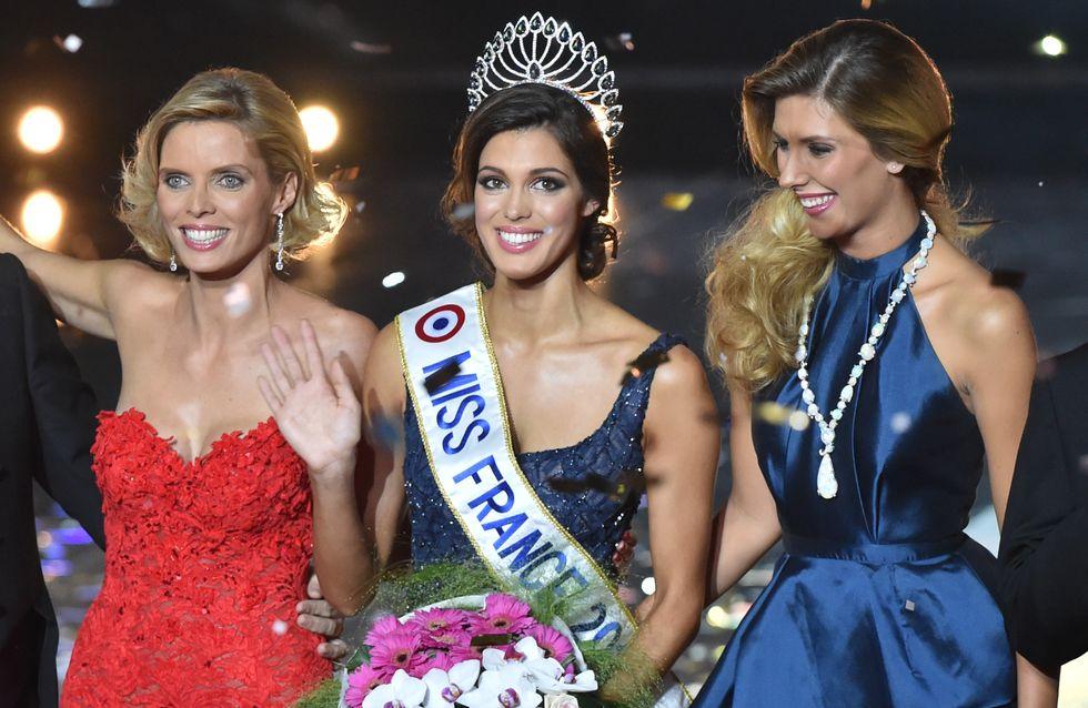 Miss Nord-Pas-de-Calais sacrée Miss France 2016 (Photos)