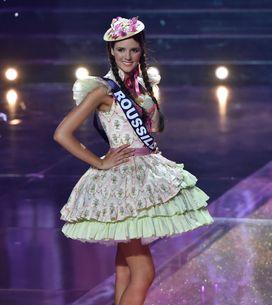 Miss France 2016 : Miss Roussillon chute dès le début de la cérémonie (VIDÉO)
