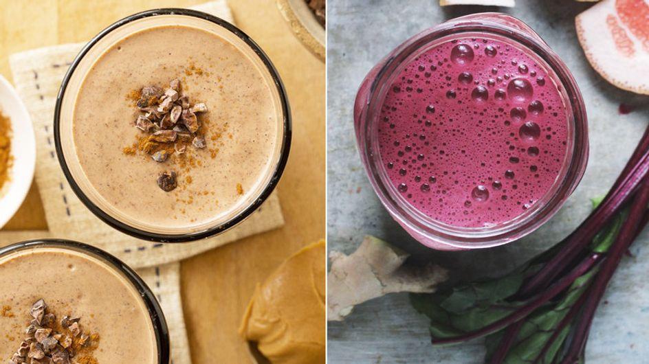 Gesunde Powerpakete: 4 schnelle Rezepte für Winter-Smoothies!