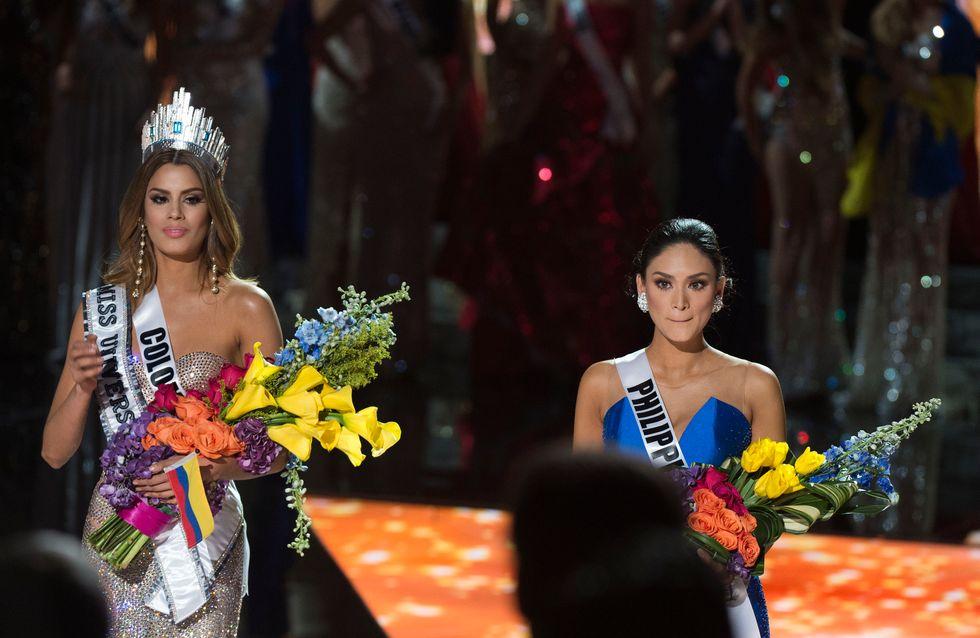 Grosse boulette à l'élection de Miss Univers 2015 (Vidéo)