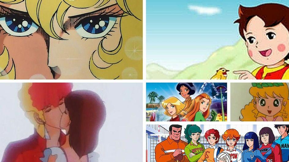 18 sigle di cartoni animati che ti faranno tornare bambina