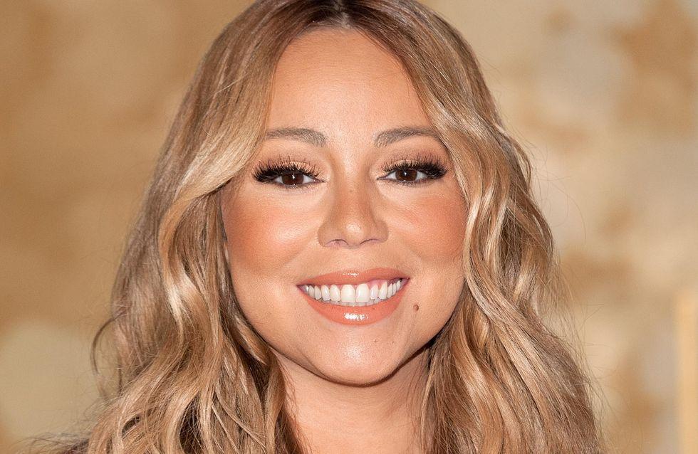 Mariah Carey réunie pour Noël avec son ex et leurs jumeaux (Photos)
