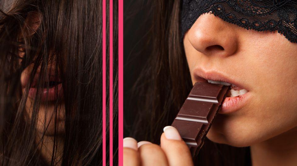 Sex oder Schokolade: Unser Test sagt dir, worauf du gerade WIRKLICH Lust hast