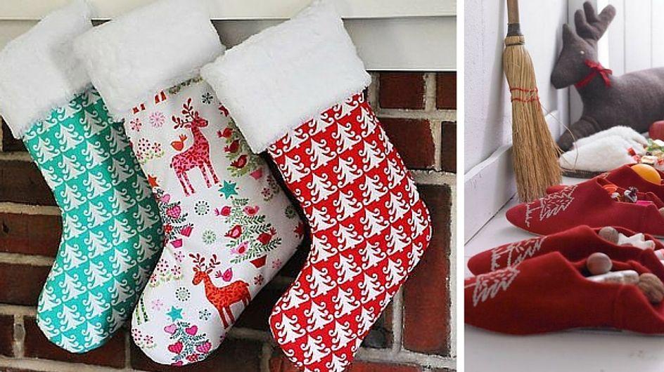 7 calze della Befana così belle che ti faranno venire voglia di riceverle!