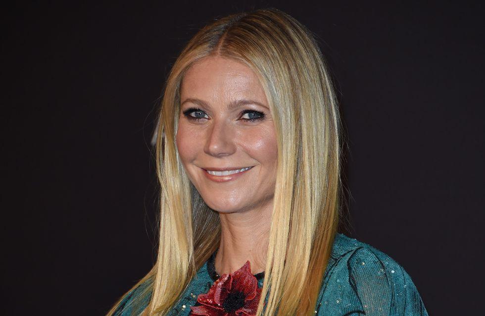Apple, la fille de Gwyneth Paltrow et Chris Martin, future chanteuse ? (Vidéo)