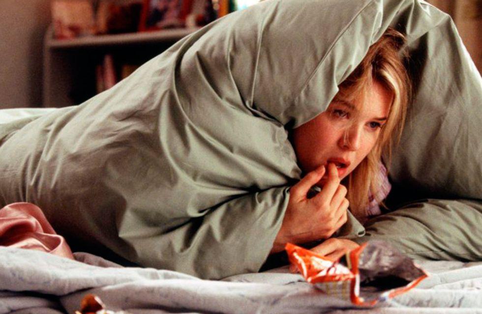 Estar solteira não é tão ruim quanto Bridget Jones faz parecer, tá?