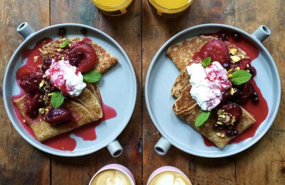 Descubre la cuenta de Instagram de comida simétrica de la que todos hablan
