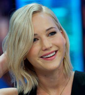 Jennifer Lawrence parle de sa relation avec Chris Martin