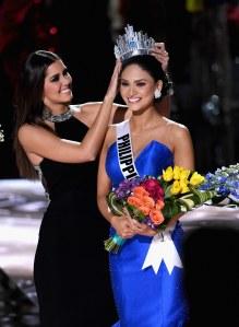 Miss Filippine incoronata miss Universo 2015