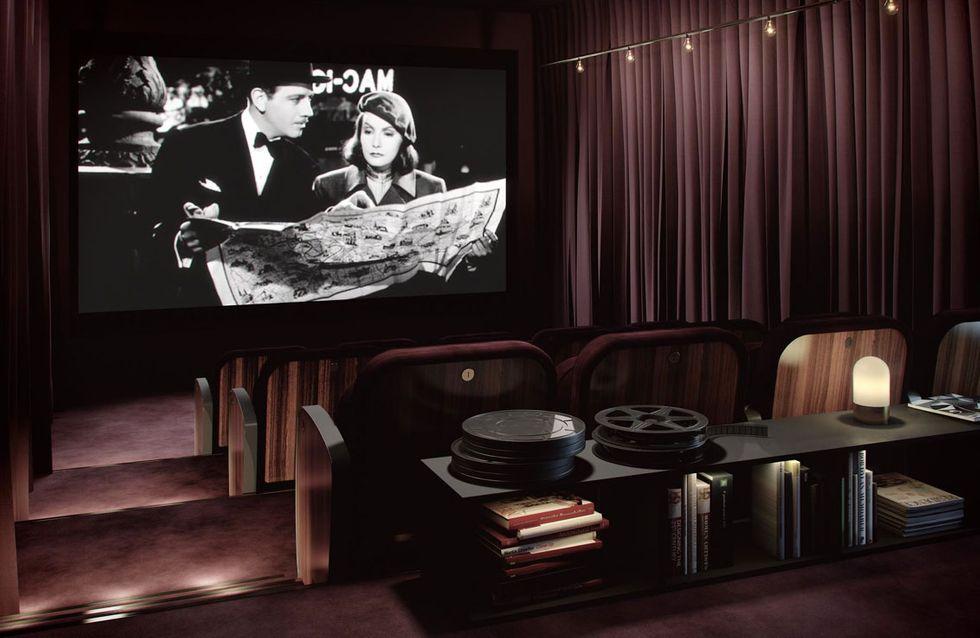 Cine en casa: móntate tu propia peli decorando