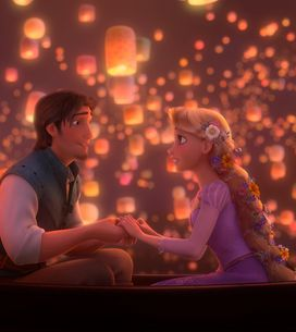 Test: ¿qué pareja Disney sois?