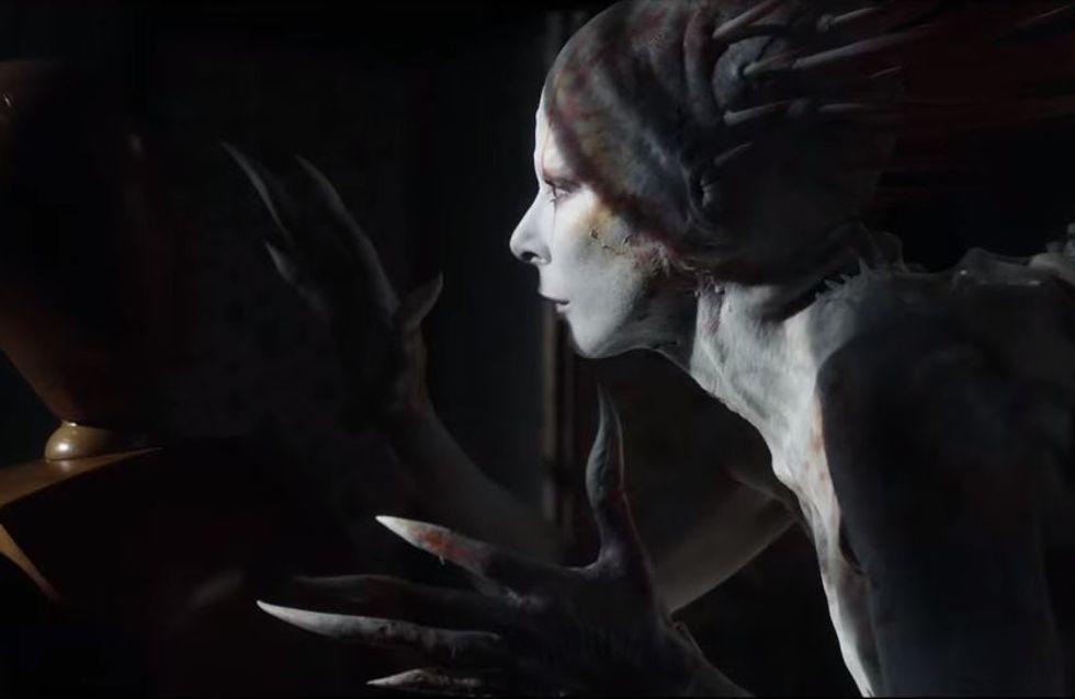 Mylène Farmer flippante et méconnaissable dans son dernier clip (Vidéo)