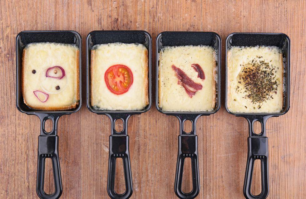 Le top de la raclette : LA recette tradi et d'autres plus originales pour se régaler !