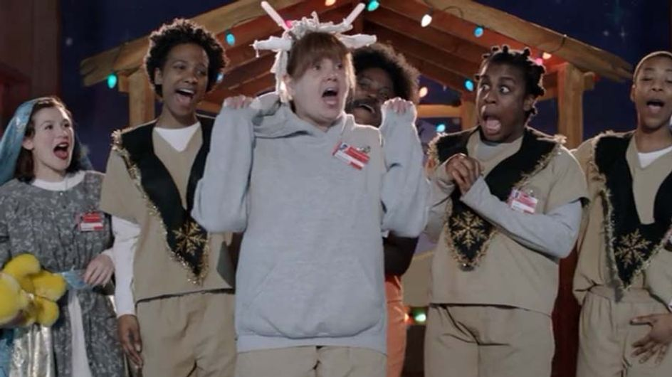This Orange Is The New Black Festive Poem Will Make Your Christmas