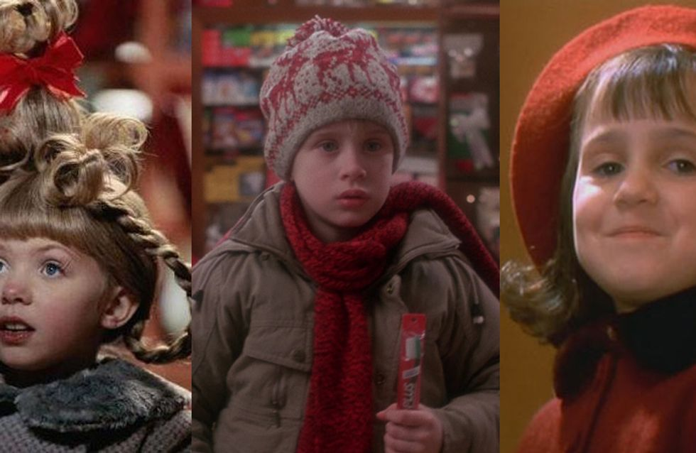 Where Are The Cute Christmas Movie Kids Now?!