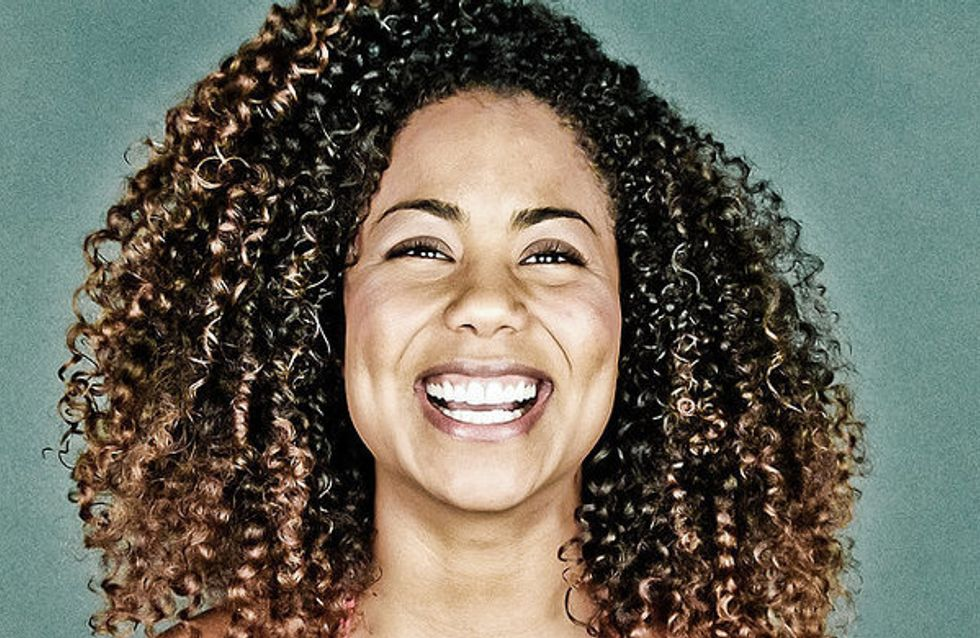 ¡Sí, se puede! Chantal Barlow muestra las mejores sonrisas de 13 mujeres víctimas de violencia de género