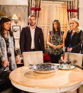 Coronation Street 4/1 - Carla's a prisoner of her guilt