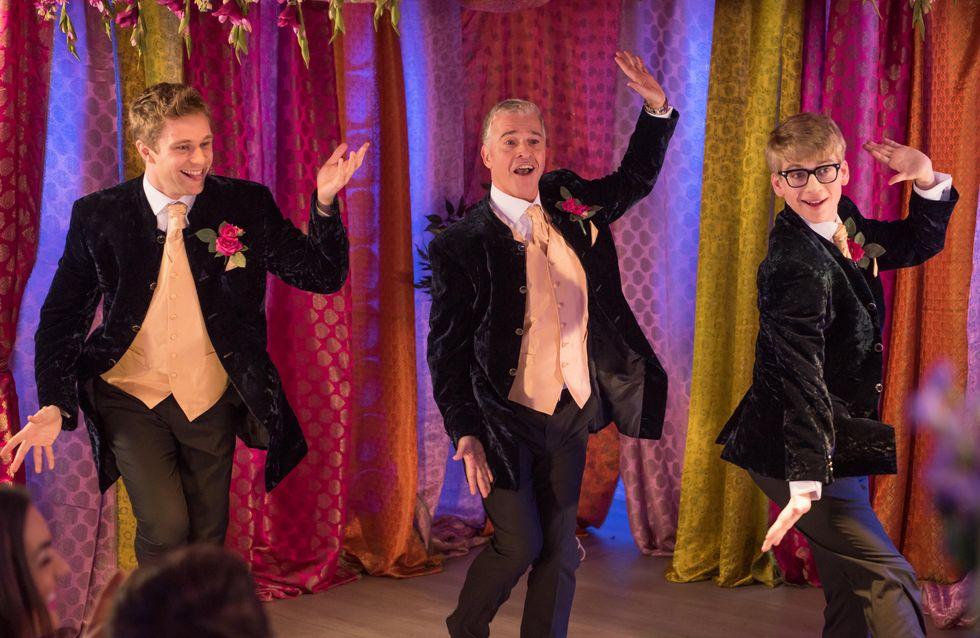 Hollyoaks 8/1 – Cindy is panicking