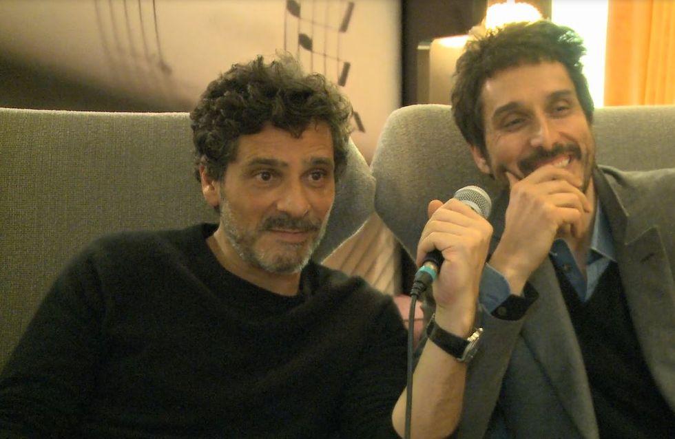 Interview : On a cuisiné Vincent Elbaz et Pascal Elbé