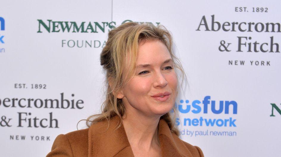 Renée Zellweger et la chirurgie esthétique : Elle revient sur la polémique