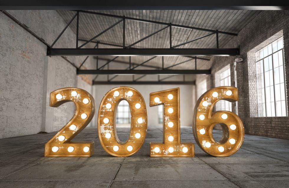 9 tendances qui seront partout en 2016