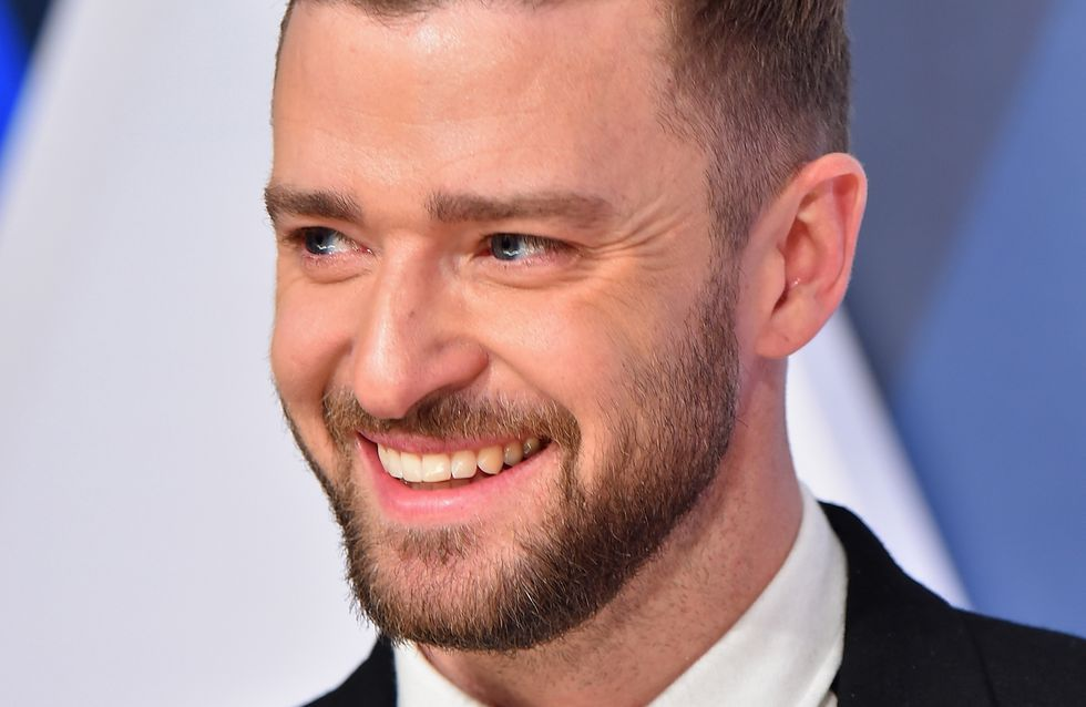 Justin Timberlake s'offre une pause tendresse avec son petit Silas (Photo)
