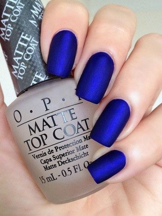 Nagellack-Trends 2016: Royal Blau