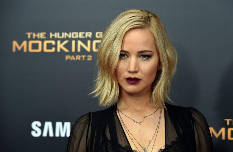 Jennifer Lawrence vraiment pas fan du réveillon du Nouvel An