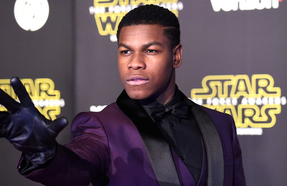 10 Times John Boyega Won The Internet (And Our Hearts) This Year