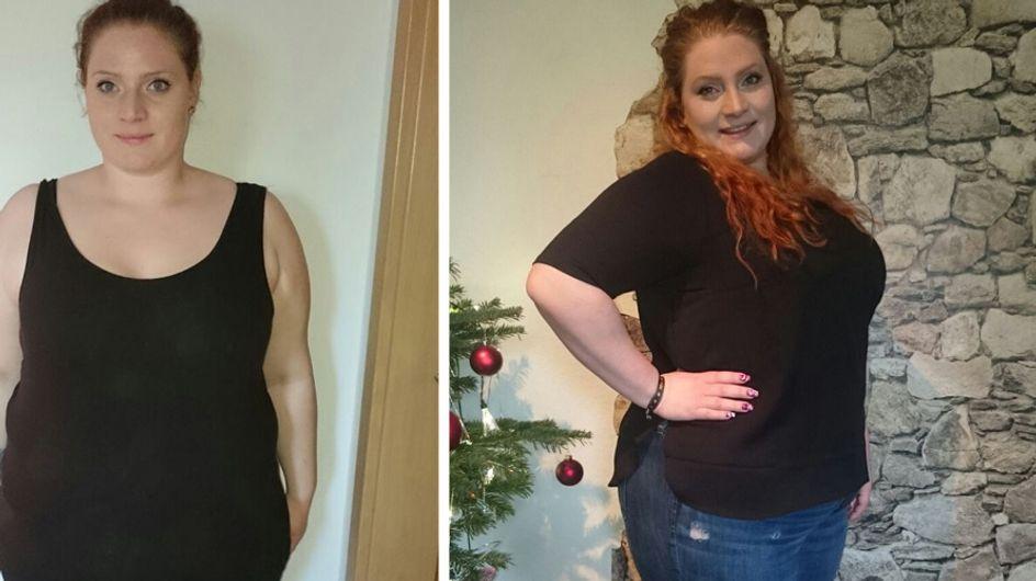 11 kg sind weg - und viele weitere sollen noch folgen: So hat Nathalie es geschafft!