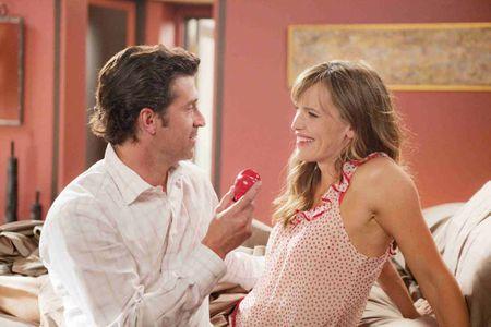 Patrick Dempsey et Jennifer Garner (Valentine's Day)