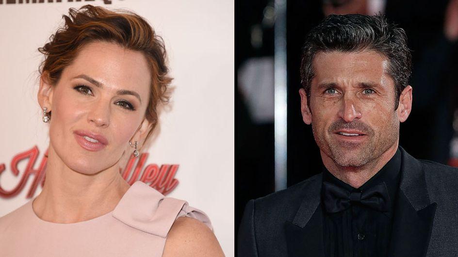 Jennifer Garner et Patrick Dempsey en couple ?