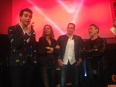 Mika, Zazie, Garoue t Florent Pagny, les 4 coachs de The Voice 5