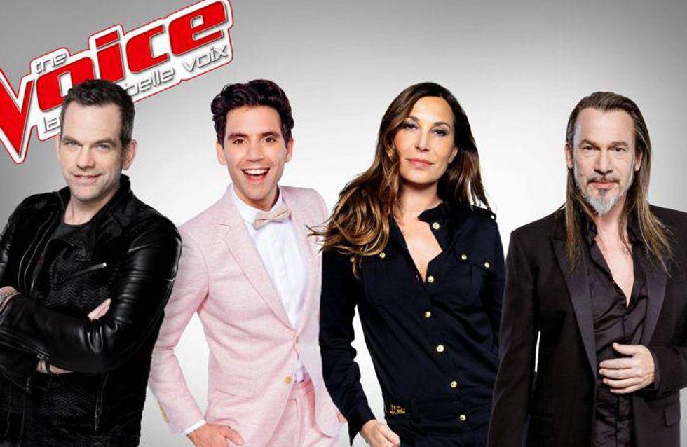 Les coachs se lâchent pour The Voice 5 (Vidéo)
