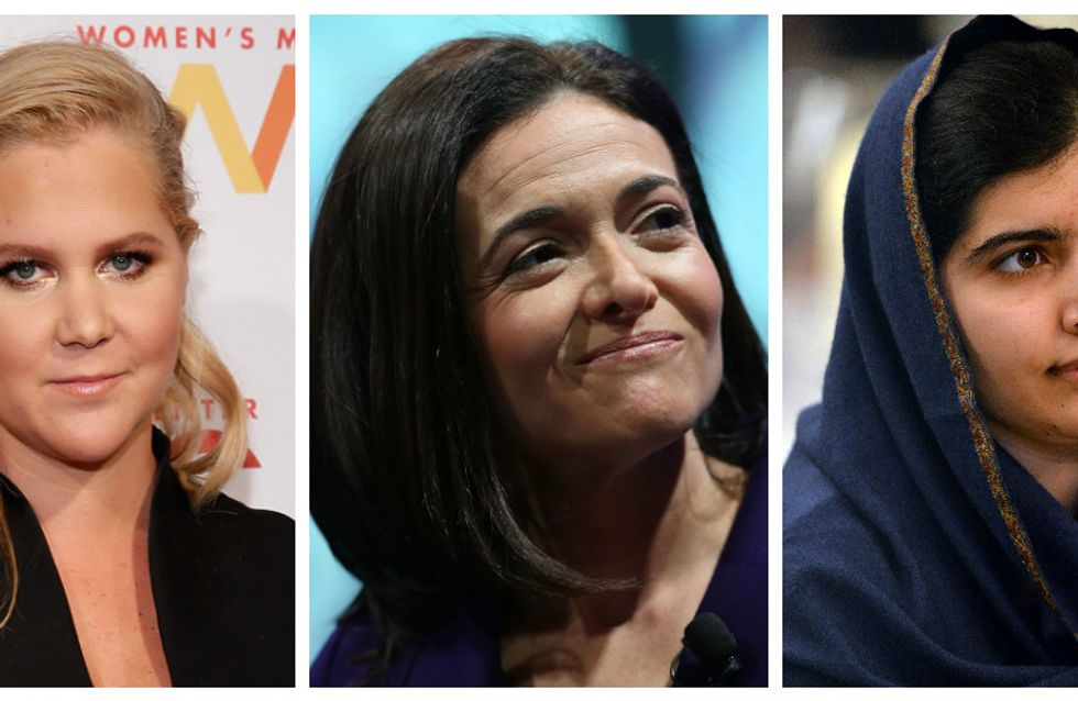 Ces femmes qui vont nous inspirer en 2016