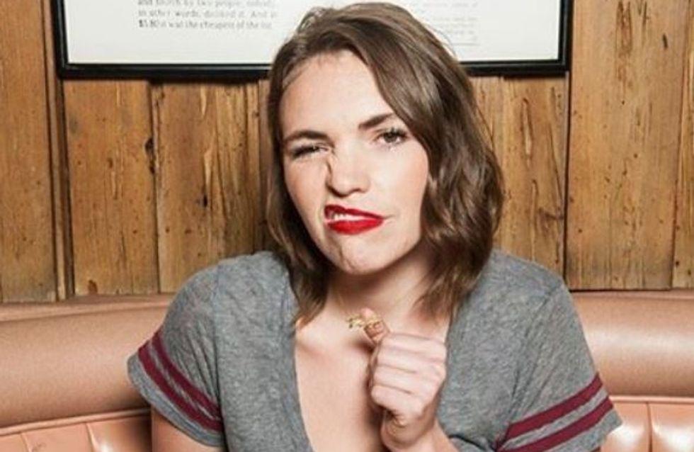Une humoriste américaine brise le silence sur les violences conjugales (Photos)