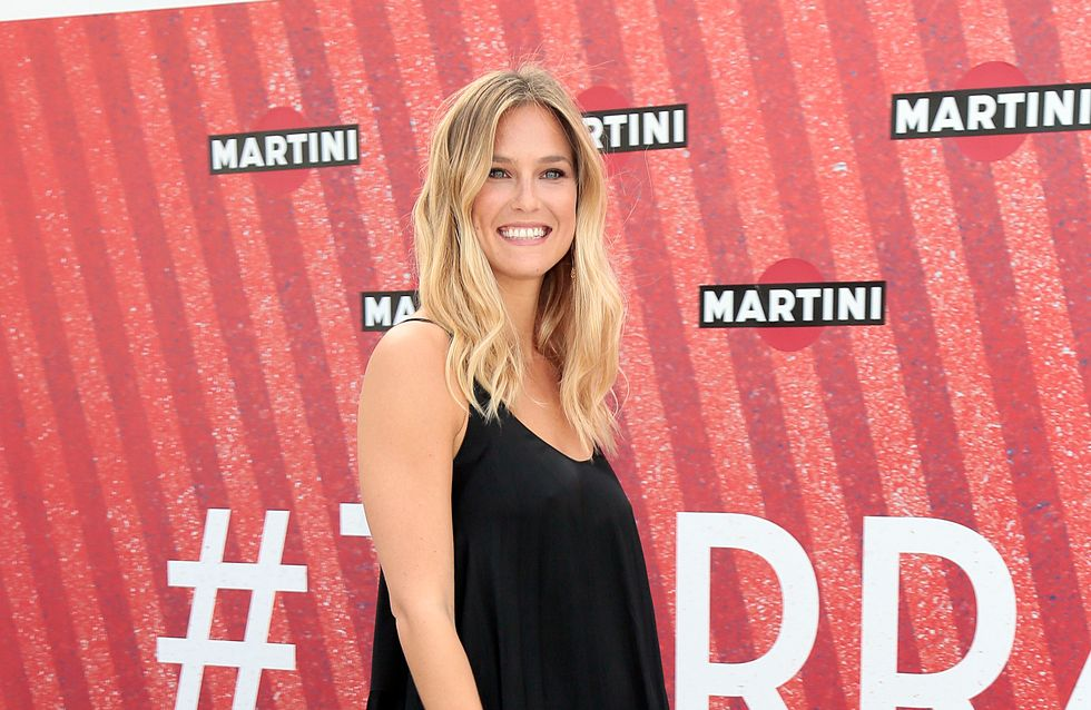 Bar Refaeli est enceinte de son premier enfant (Photo)