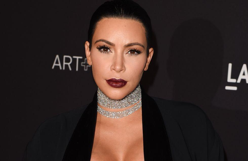 Kim Kardashian révèle ses bonnes résolutions pour 2016