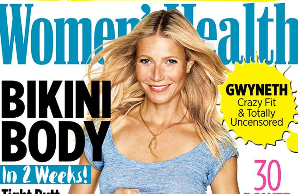 Perdre deux tailles et bikini body, expressions bannies de la couverture du magazine Women's Health