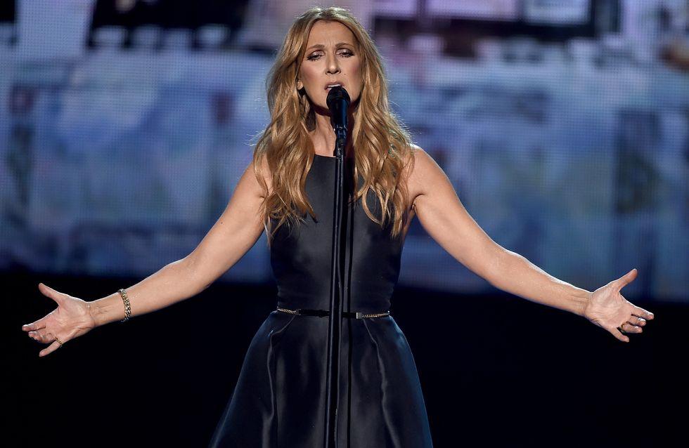 Céline Dion reprend Hello d'Adele, et ça ne plaît pas à tout le monde (Vidéo)