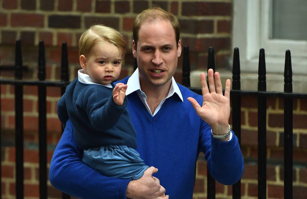 Le prince William a peur de ne pas voir ses enfants grandir