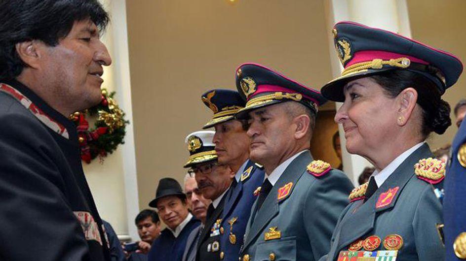 Bolivia contará por primera vez con una mujer como jefa del Ejército