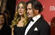 Johnny Depp et Amber Heard complices sur le red carpet (Photos)